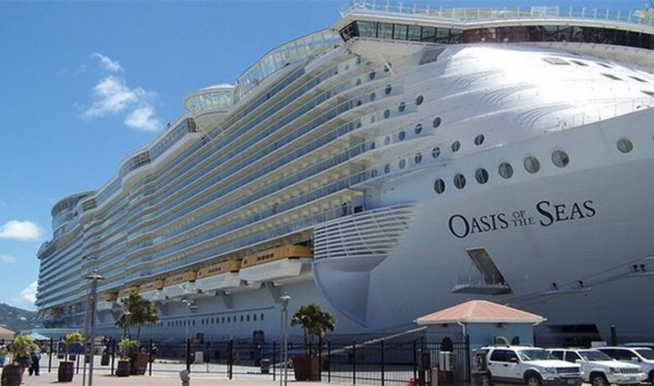 """Oasis of the Seas"""
