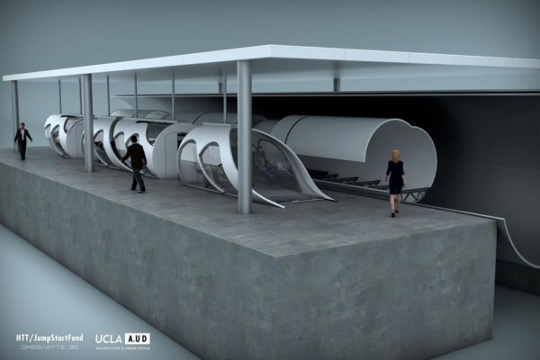 Проект HYPERLOOP